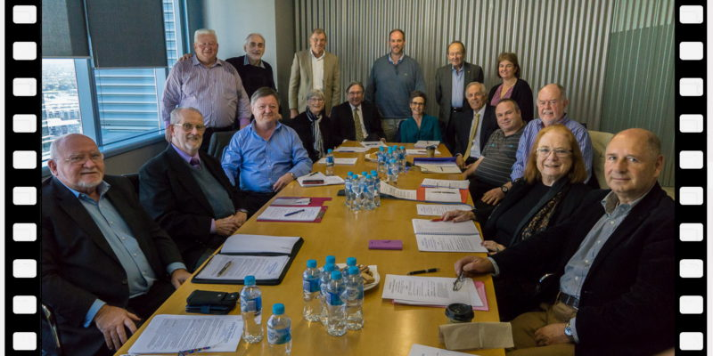 National Executive Meeting in Sydney May 2017